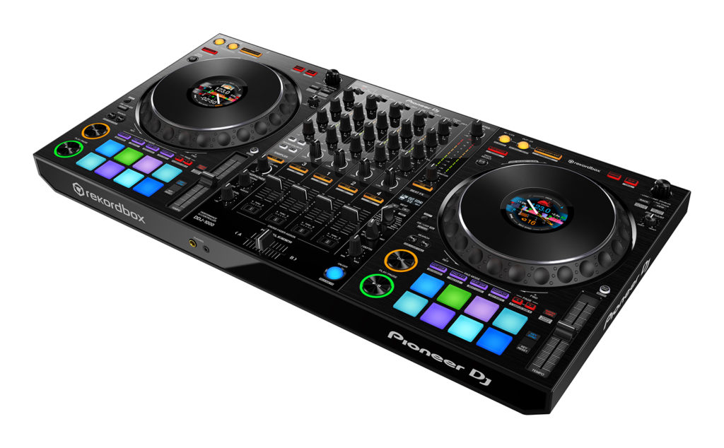 DJ player